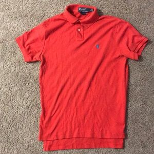 Ralph Lauren polo S custom fit polo!